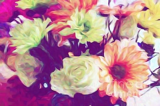Fresh Flowers by Robin Coaker