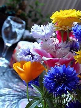 Alan Hogan - Fresh Flowers