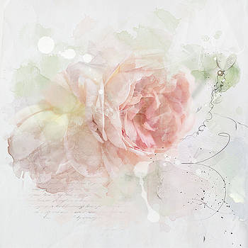 Fresh roses by Beverly Cazzell