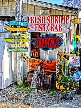 Fresh Shrimp by Don Margulis
