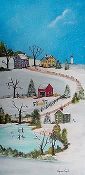 Fresh Snow by Virginia Coyle