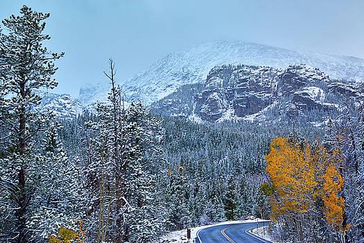 John De Bord - Fresh Snowfall
