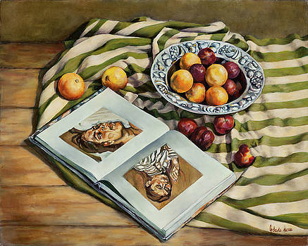 Freud and Fruit by Jolante Hesse
