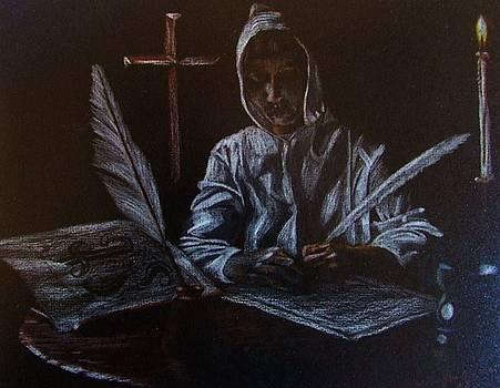 Friar Fred by Dan Hausel