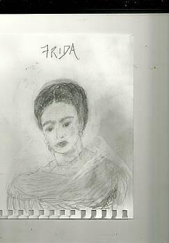 Anne-Elizabeth Whiteway - Frida