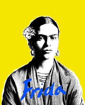 Frida Kahlo by Karen Tullo