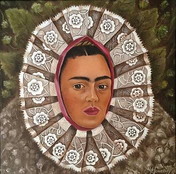 Frida Kahlo by Lena Day