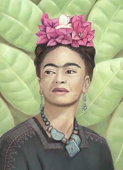 Frida Kahlo by Linda Ruiz-Lozito