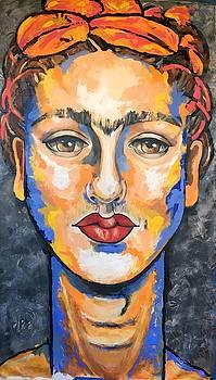 Frida by Ricardo Lowenberg
