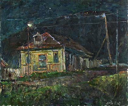 Friday evening by Juliya Zhukova