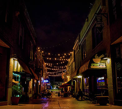 Friday Night Alley by Ant Pruitt