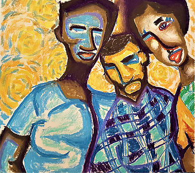 Friends by Adekunle Ogunade