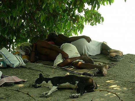 Friends At Deep Sleep by Karuna Ahluwalia
