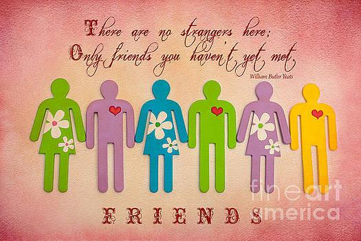Friends by Diane Macdonald