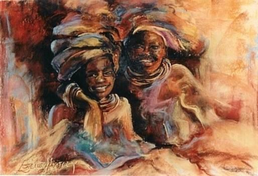 Friends by Estelle Hartley