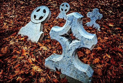 Friends for Eternity by Gary Shepard