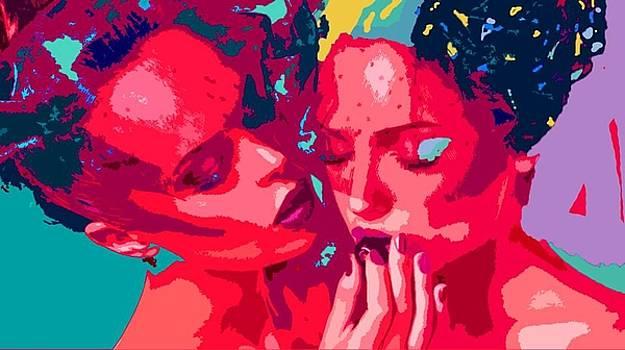 Friends by Raquel Sarangello