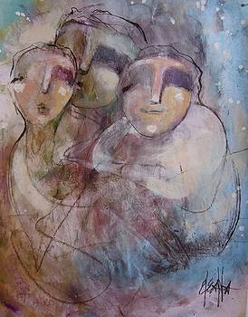 Friendship by Eleatta Diver