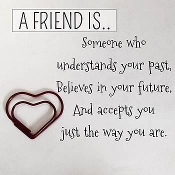 Friendship by Jen Peterman