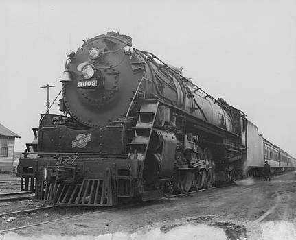 Chicago and North Western Historical Society - Friendship Train - 1947