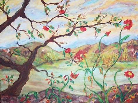 Friendship Tree  by Mary Sedici