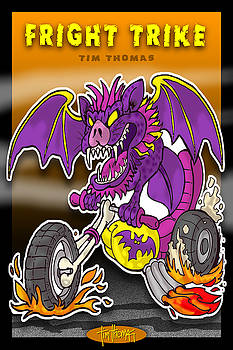 Fright Trike by Tim Thomas
