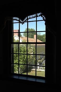 Valerie Kirkwood - Fringed Window