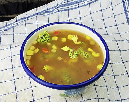 Frog Soup by Pekka Liukkonen