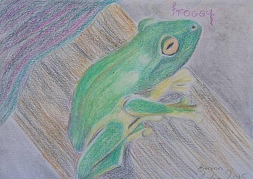 Froggy by Emma Lyon
