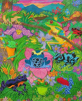 Nick Gustafson - Frogsfrogsfrogs