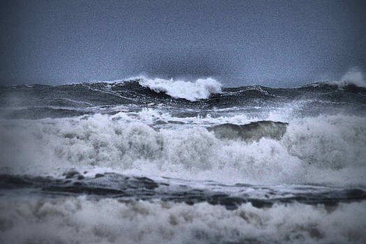 Frolicsome Waves by Jeff Swan