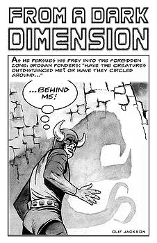 From A Dark Dimension by Clif Jackson