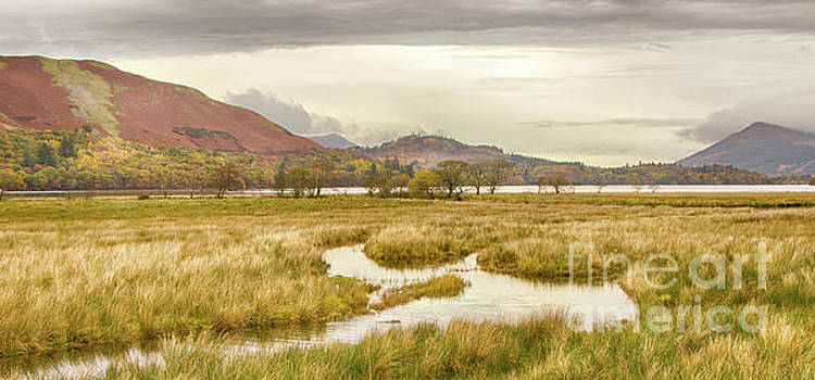 From Borrowdale to Derwentwater by Linsey Williams