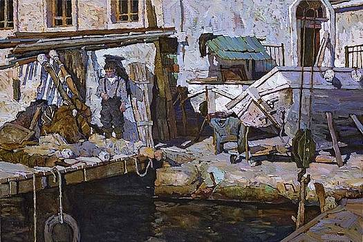 From fisherman lifes by Eldar Eshaliev