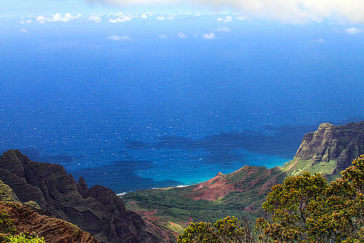 From Kalalau Valley to the Sky by Bonnie Follett