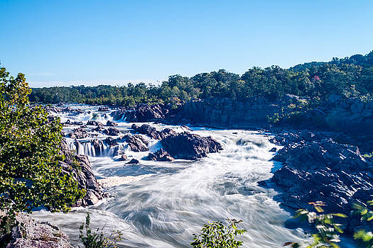 Great Falls 2 by Terry Thomas