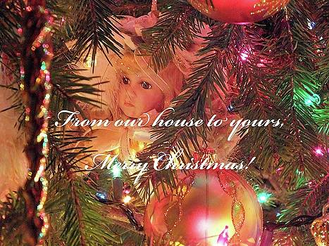 Cindy Treger - From our house to yours Merry Christmas
