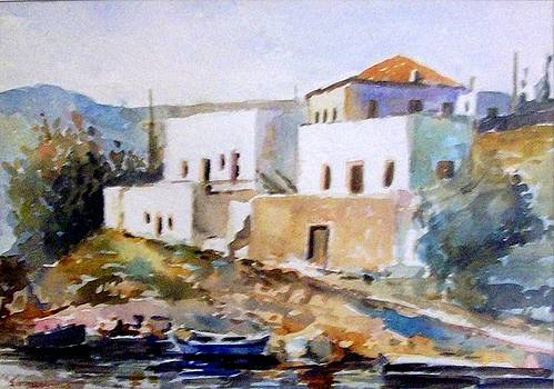 From Patmos by George Siaba