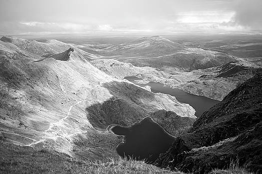 From Snowdon by Claire Wilson