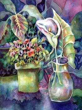 From The Garden by Ann Nicholson