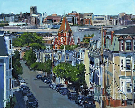 From the Heights to Boston by Deb Putnam