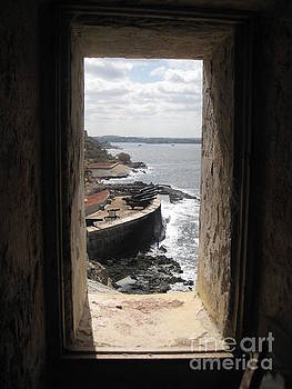 John Malone - From the Window of Morro Castle