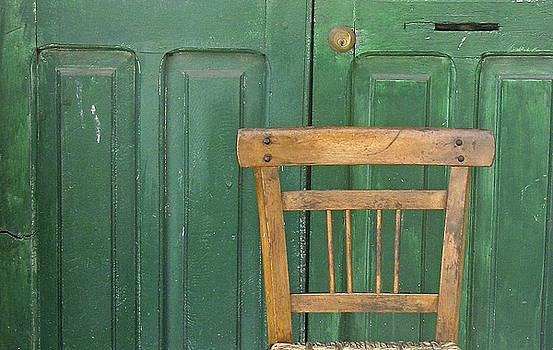 Front Door by Claudio Bacinello