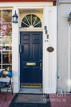 Front Door Fredricksbug by Thomas Marchessault