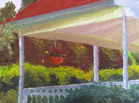 Lea Novak - Front Porch - Morning