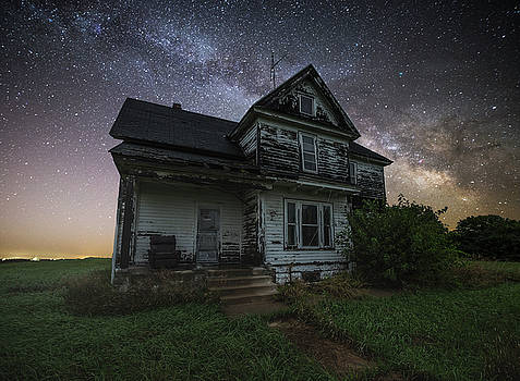 Front Porch  by Aaron J Groen
