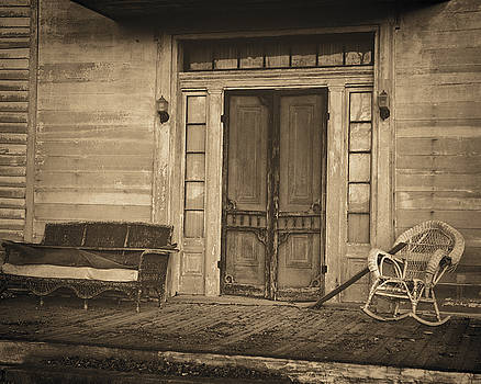 Front Porch Memories by TnBackroadsPhotos