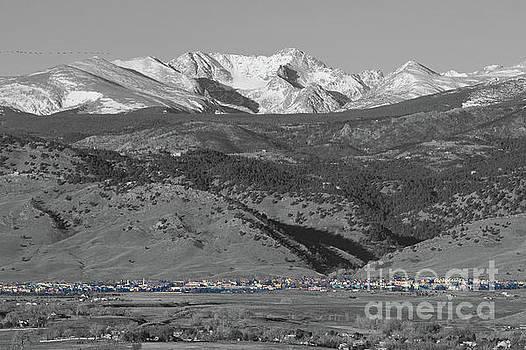 James BO Insogna - Front Range View North Boulder Colorado