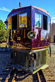 Front View No 22 McKeen Motor Car by Garry Gay