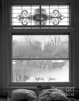 Front Window by Lionel F Stevenson
